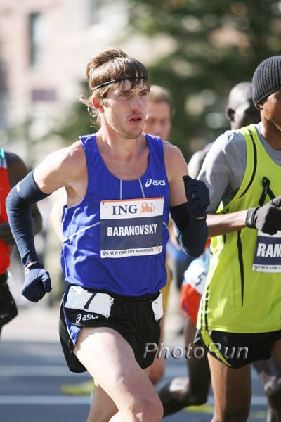 2007 ING NYC Marathon New York, NY    November 4, 2007 Photo: Vi